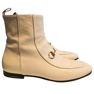 Gucci Horse bit boots